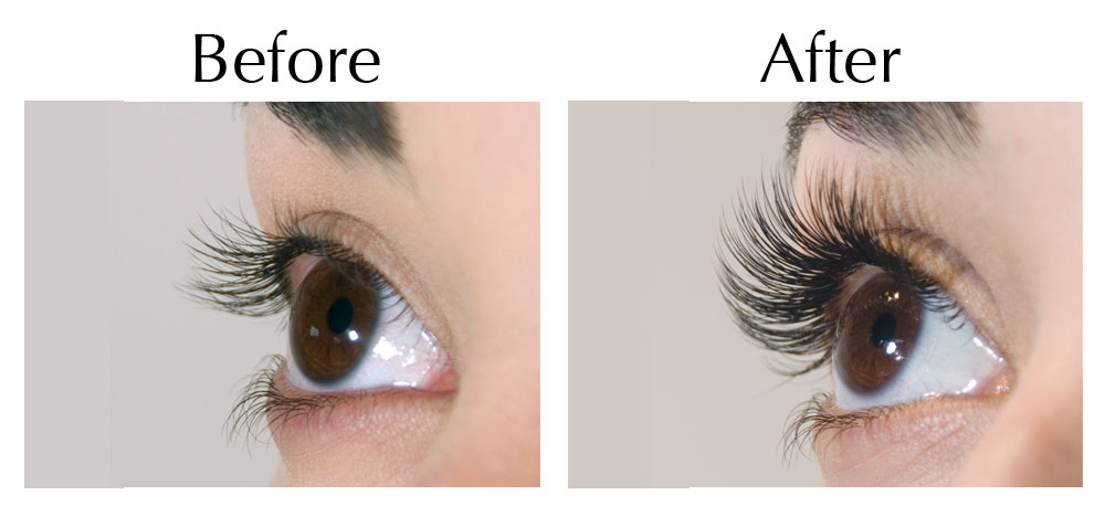 eyelash extensions surfers paradise